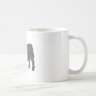 Bull Blocked Coffee Mug