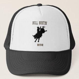 Bull Bustin' Ride Hat