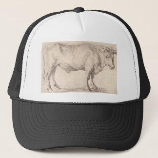Bull by Peter Paul Rubens Trucker Hat