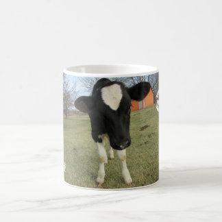Bull Calf Mug
