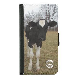 Bull Calf Wallet Case