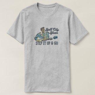 Bull City Blues, John Dee T-Shirt