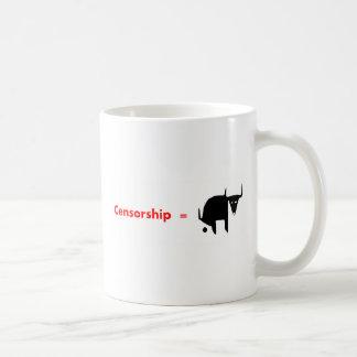 Bull Coffee Mug