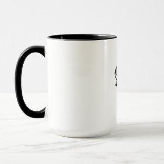 Bull Cow Head Retro Mug
