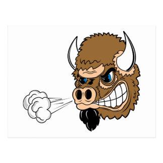 Bull de resoplido postal