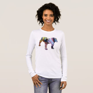 Bull dog long sleeve T-Shirt