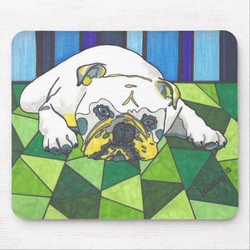 Bull Dog Mousepads