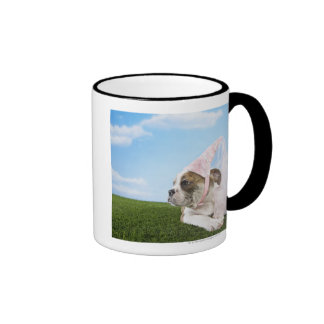 Bull Dog puppy princess Mug