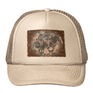 Bull Dogging III Trucker Hat