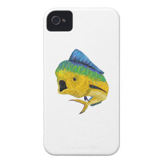 BULL DOLPHIN WAYS iPhone 4 COVER