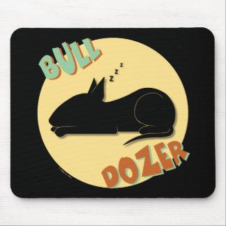 Bull Dozer Mousepad