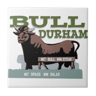 Bull Durham Ceramic Tile