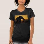 Bull elephant t shirt