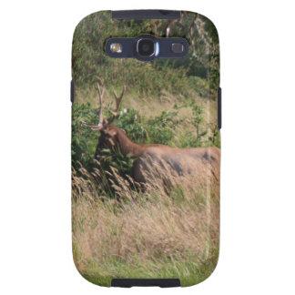Bull Elk & Blackberries Galaxy S3 Cover