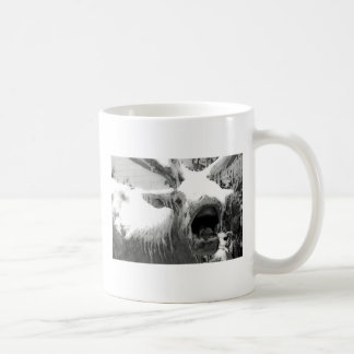 Bull Elk. Coffee Mug