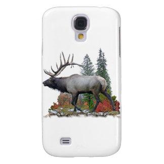Bull Elk Galaxy S4 Cover