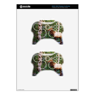 Bull Elk in Trees Xbox 360 Controller Decal
