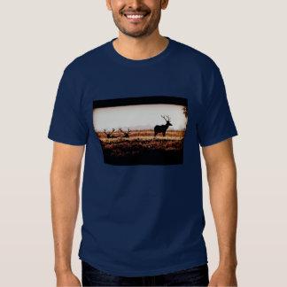 Bull Elk Silhouette T-Shirt