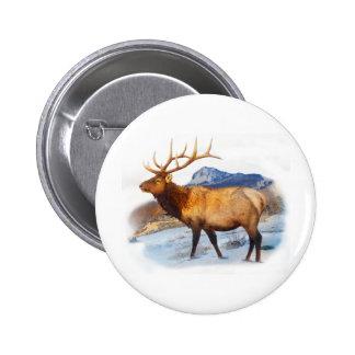 bull elk t idea.pdf 2 inch round button