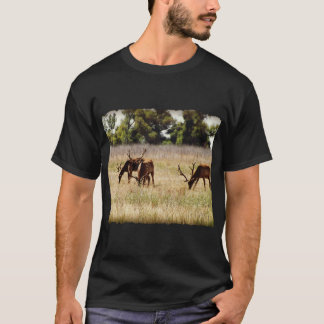 Bull Elks - T-shirt