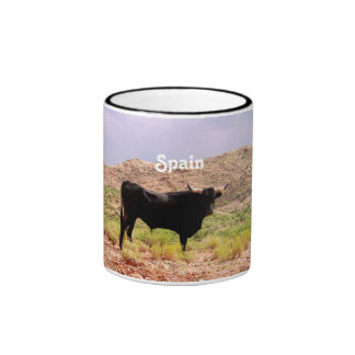 Bull en España Taza