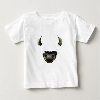 bull face full shirt