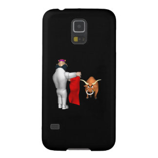 Bull Fighter Galaxy S5 Case