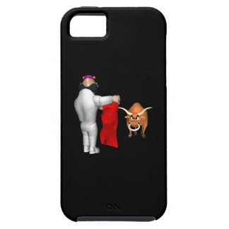 Bull Fighter iPhone 5 Cover