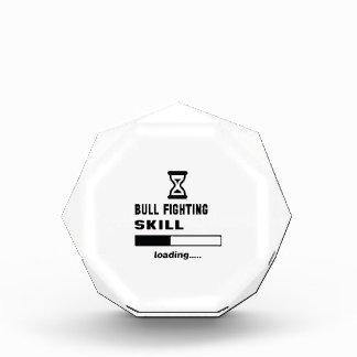 Bull Fighting skill Loading...... Award