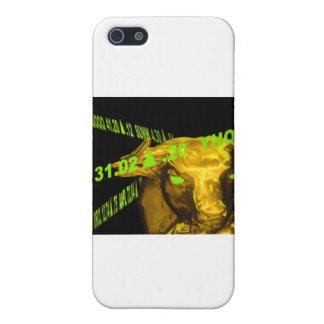 Bull iPhone 5 Cárcasa