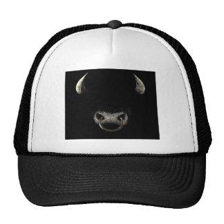 Bull hace frente el punto gorras