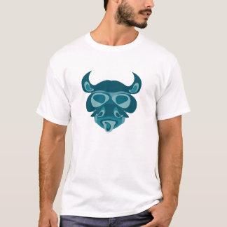 Bull Head Mascot T-Shirt