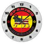 Bull hispanoamericana reloj