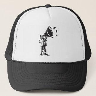Bull Horn Trucker Hat