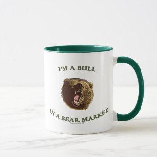 Bull in a Bear Market Mug