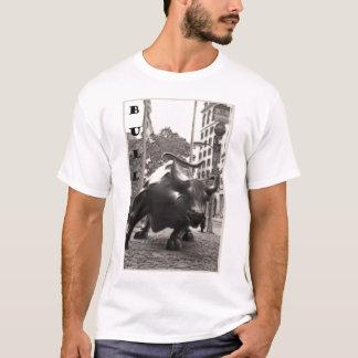 BULL in NYC t-shirt