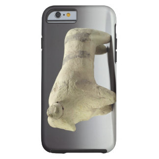 Bull in the Ubaid style, c.4000-3500 BC (terracott Tough iPhone 6 Case