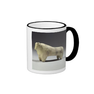Bull in the Ubaid style, c.4000-3500 BC (terracott Coffee Mug