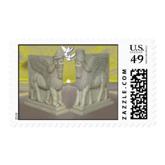 Bull&Lion Timbres Postales