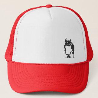 Bull Logo Trucker Hat
