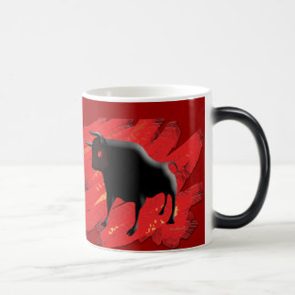 Bull Magic Mug