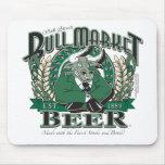 Bull-Market-CNBC-LARGE Mouse Pad