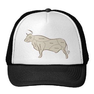 Bull Market Industry Sectors Trucker Hat