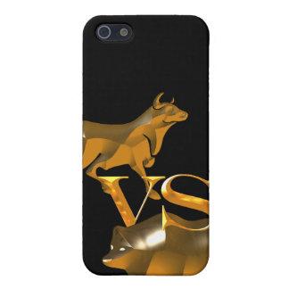 Bull Market Vs Bear Market Case For iPhone SE/5/5s