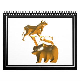 Bull Market Vs Bear Market Calendar