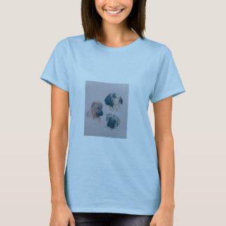 Bull Mastif & Pups T-Shirt