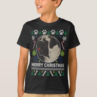 Bull Mastiff Dog Breed Ugly Christmas Sweater