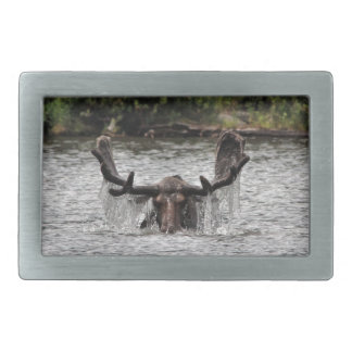 Bull Moose Belt Buckle