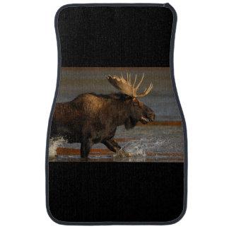 Bull Moose Car Floor Mat