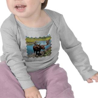 Bull Moose Infant T-Shirt
